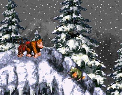 Десять лучших снежных эпизодов в видеоиграх. Часть 2 | Канобу - Изображение 9