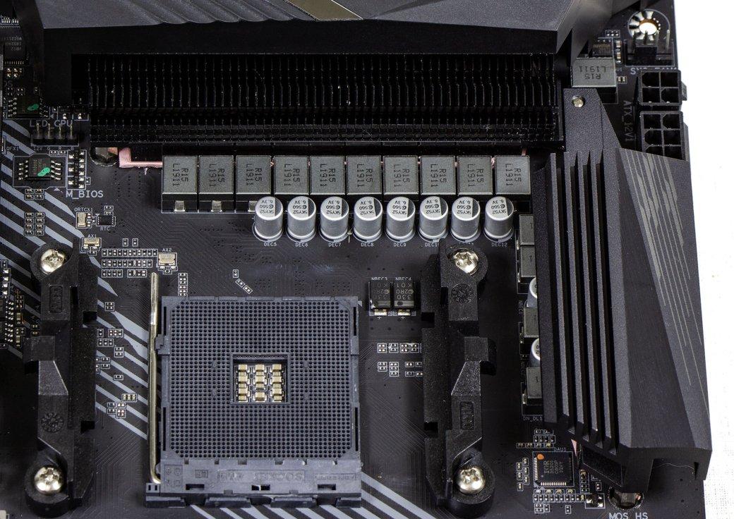 Обзор материнской платы Gigabyte X570 AORUS PRO: толк без излишеств! | Канобу - Изображение 640