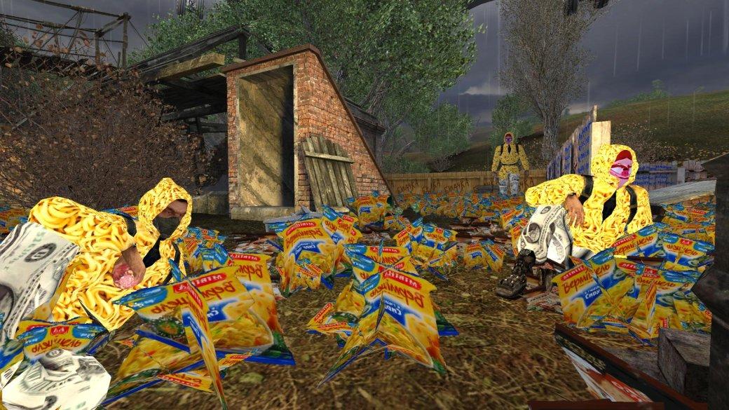 Худшие моды для STALKER - модификации на графику, геймплей и сюжет   Канобу - Изображение 7918