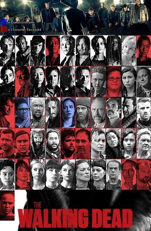 Итоги седьмого сезона «Ходячих мертвецов»: кто жив, а кто мертв? | Канобу - Изображение 8252