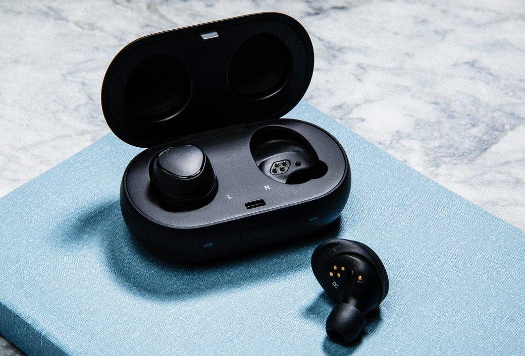 Лучшие беспроводные наушники 2019 - топ-10 Bluetooth-гарнитур для телефона на замену Apple AirPods | Канобу - Изображение 1233