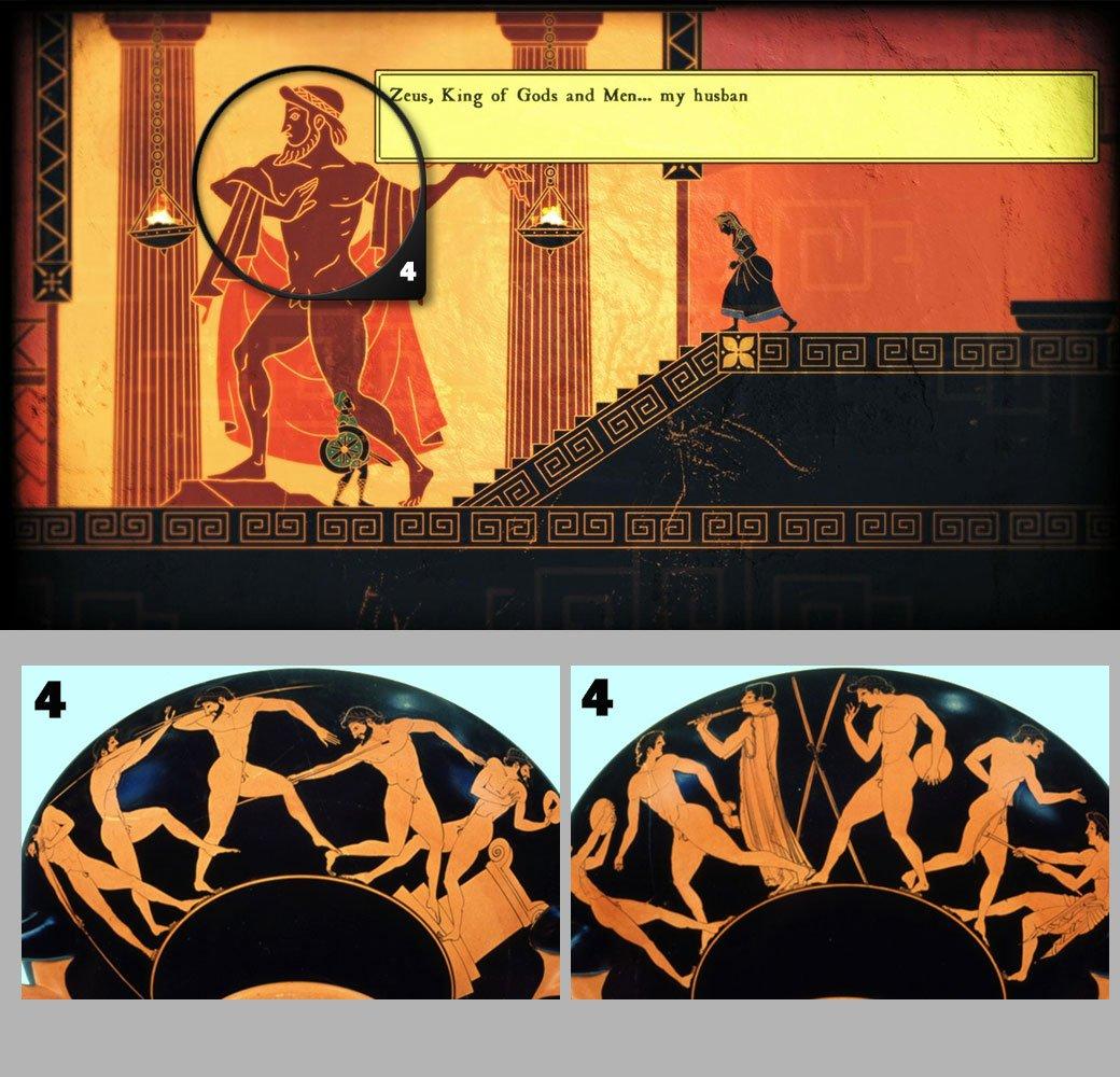 Как создавался визуальный стиль Apotheon | Канобу - Изображение 3