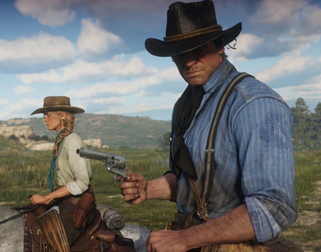 Все, что мы знаем о Red Dead Redemption 2. - Изображение 4
