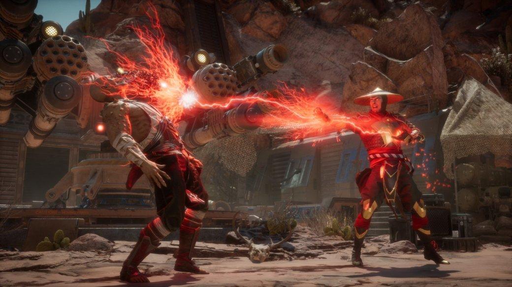 Mortal Kombat 11 небудет продаваться натерритории Украины | Канобу - Изображение 1