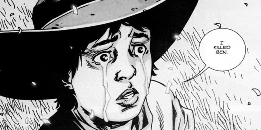 12 самых жестоких сцен в комиксе «Ходячие мертвецы» | Канобу - Изображение 6184