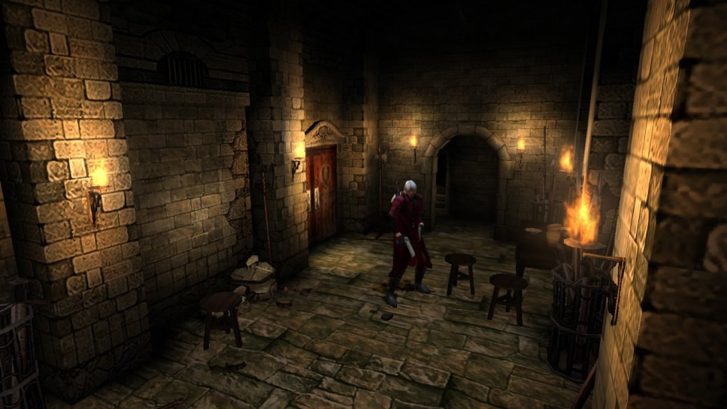 Обзор Devil May Cry на Switch, как Devil May Cry выглядит иработает наNintendo Switch | Канобу - Изображение 2
