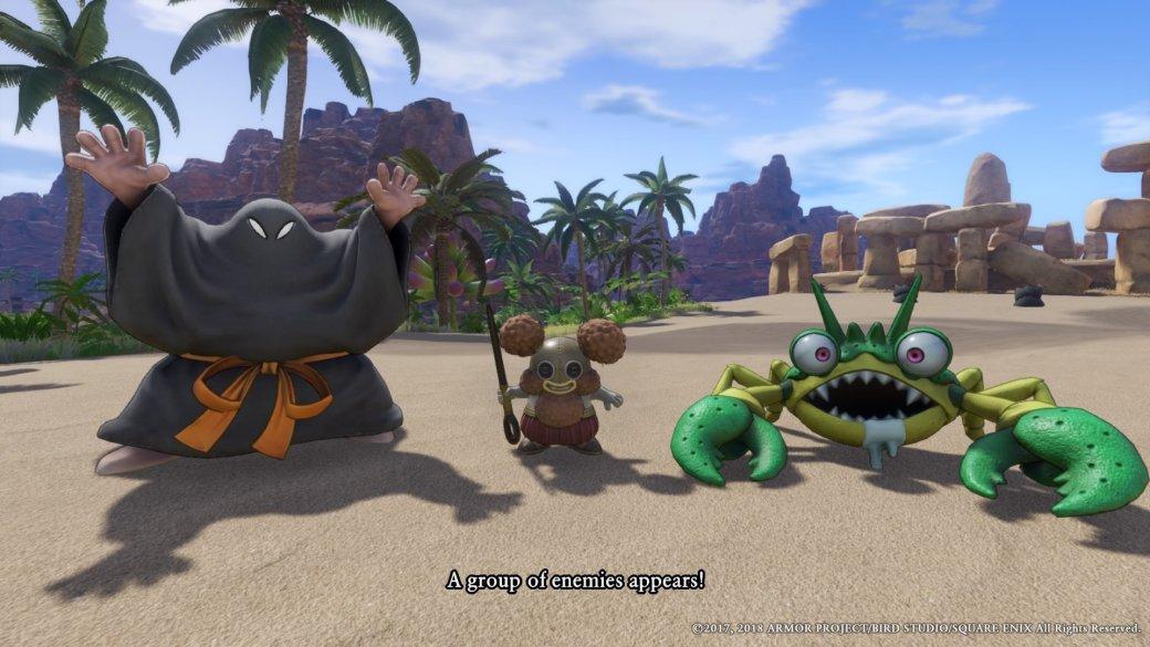 50 невероятно красочных скриншотов Dragon Quest XI | Канобу - Изображение 11557