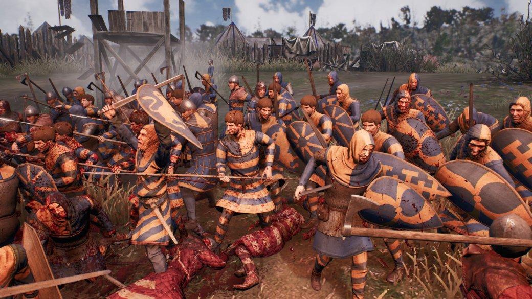 Рецензия на Ancestors Legacy, игру авторов Hatred | Канобу - Изображение 10780