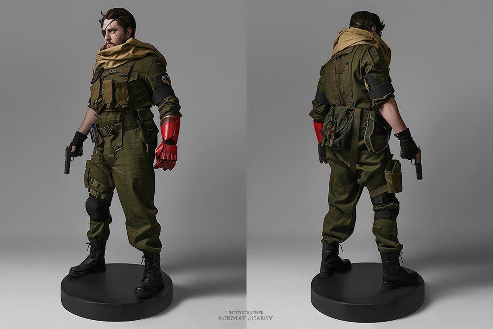 Косплей дня: Веном Снейк из Metal Gear Solid 5: The Phantom Pain | Канобу - Изображение 393
