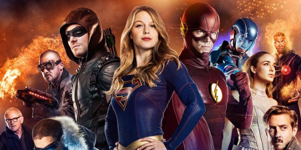 Time Warner заработала за год миллиард на сериалах по комиксам DC | Канобу - Изображение 3651