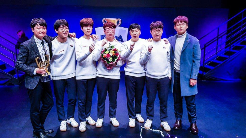 Корейские киберспортсмены примут участие в эстафете олимпийского огня | Канобу - Изображение 1