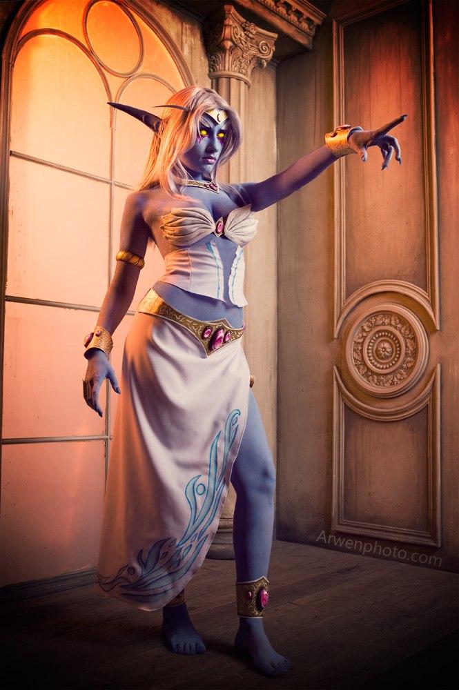 Лучший косплей по Warcraft – герои и персонажи WoW, фото косплееров   Канобу - Изображение 32