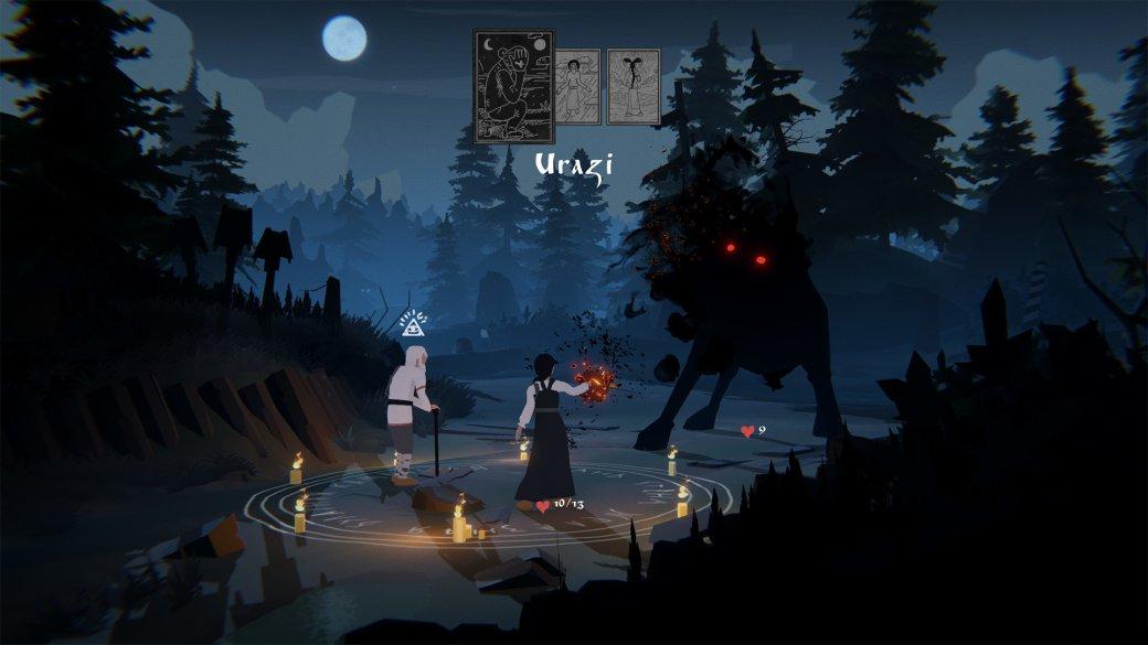 Black Book— игра ославянской мифологии, леших, водяных иведьмах. Мыпоговорили сеедизайнером