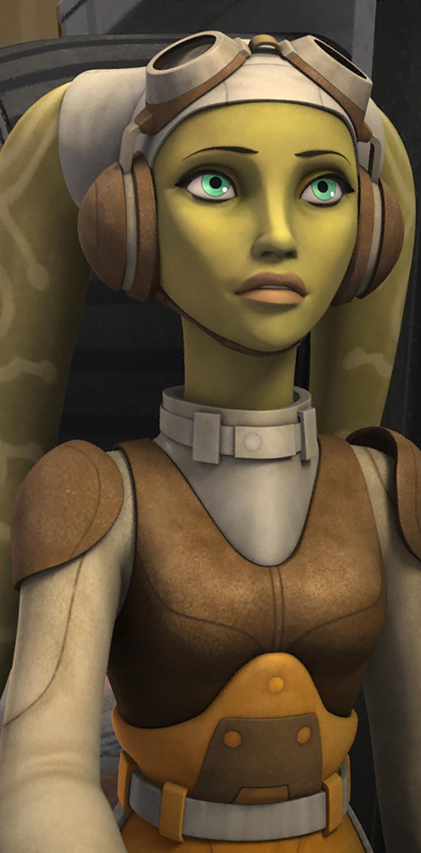 Нетолько Лея! 5 главных женских персонажей нового канона «Звездных Войн». - Изображение 11