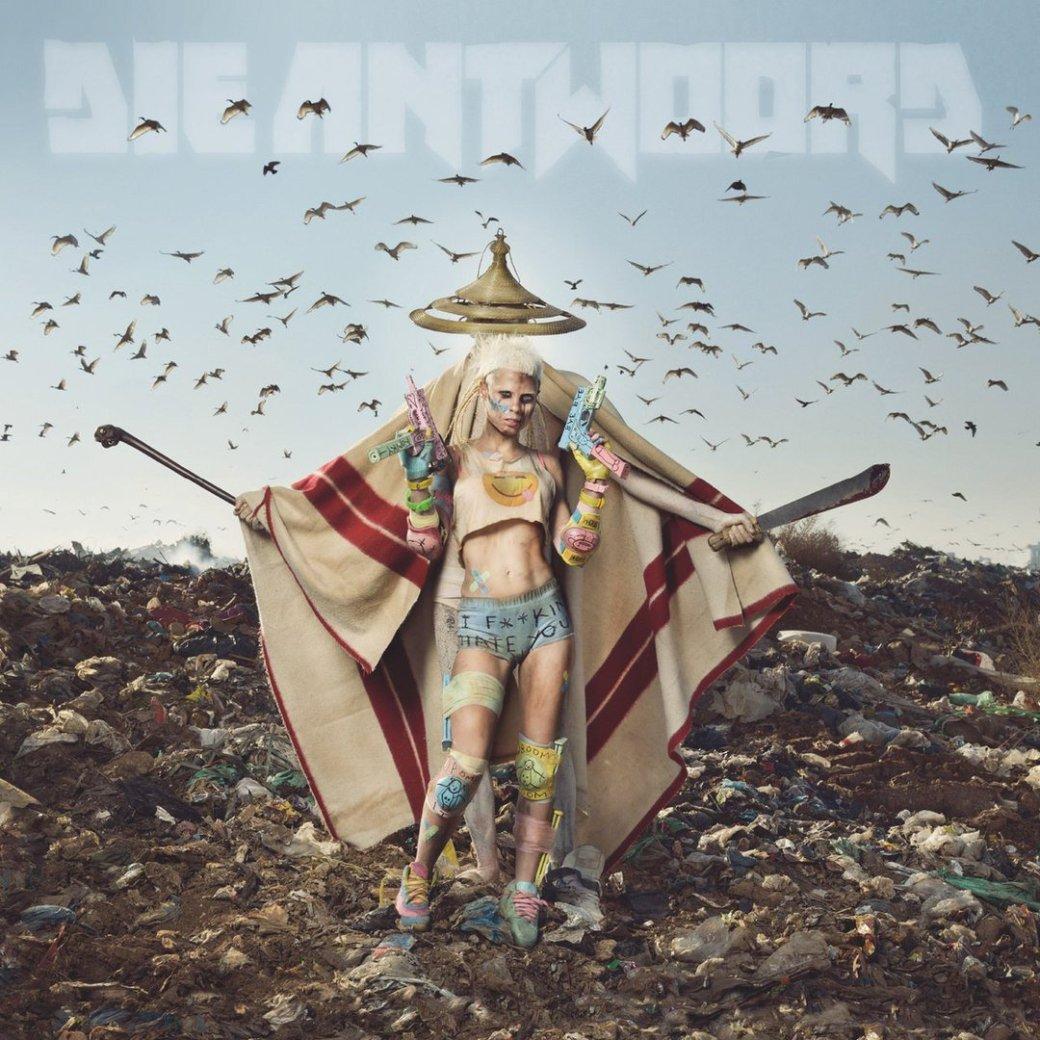 Die Antwoord выпустила новый альбом Mount Ninji and Da Nice Time Kid | Канобу - Изображение 4278