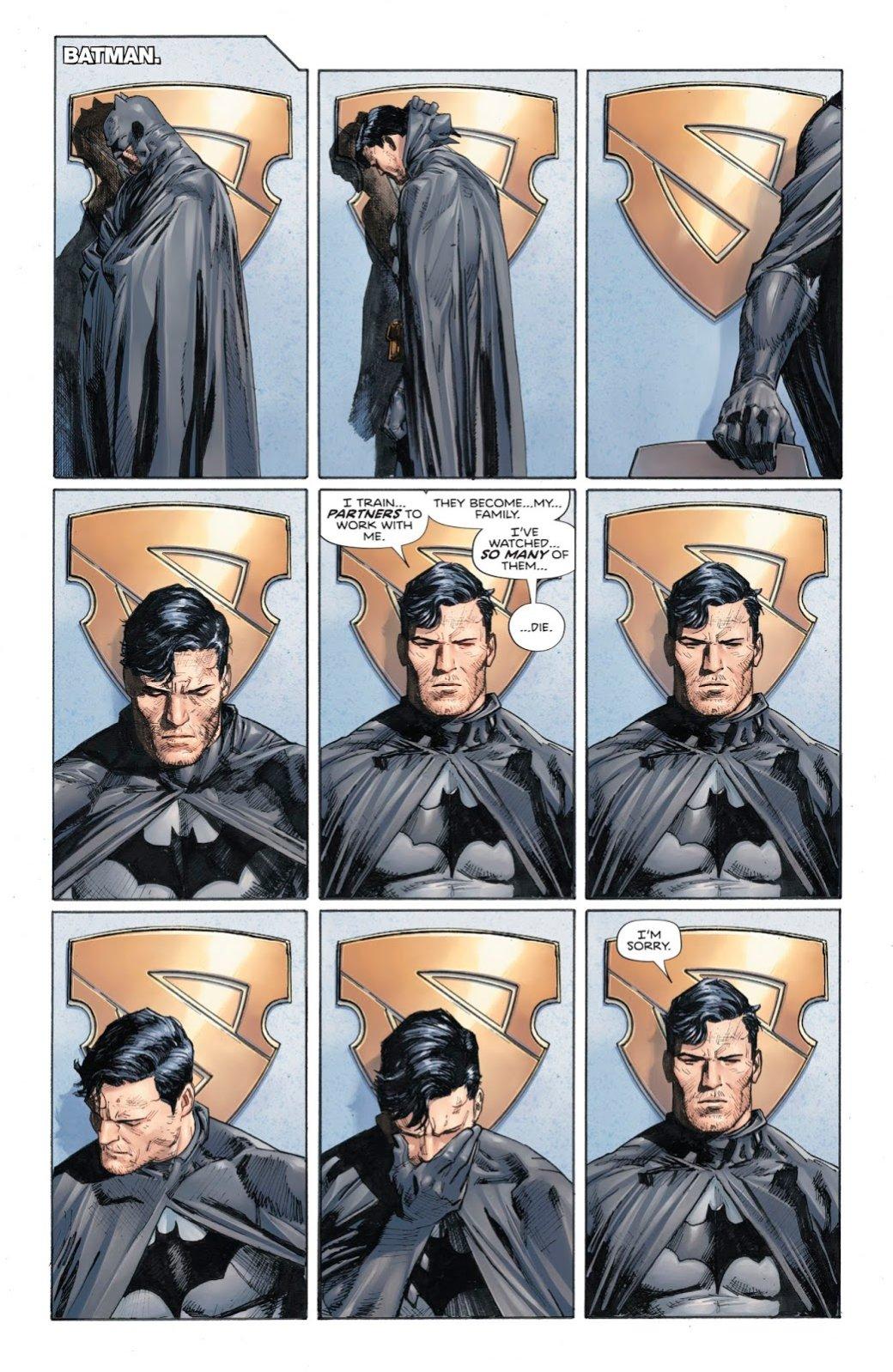 Heroes inCrisis: последствия поступков супергероев