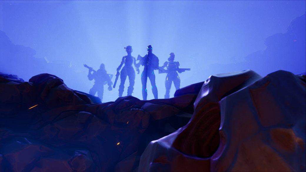 Готовьтесь к столкновению! В Fortnite наступил четвертый сезон, изменивший облик острова. - Изображение 1