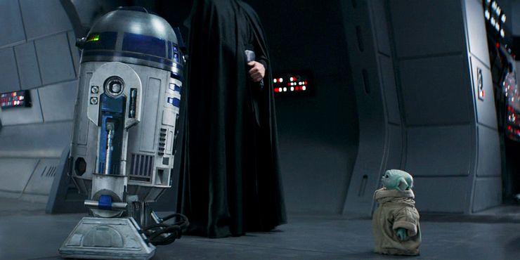 Вфинале второго сезона «Мандалорца» состоялись камео двух известных персонажей «Звездных войн»