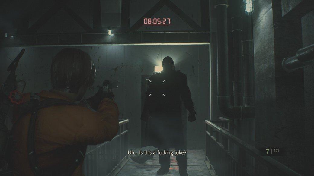 Надоел Тиран времейке Resident Evil2? Замените его Джейсоном!   Канобу - Изображение 0