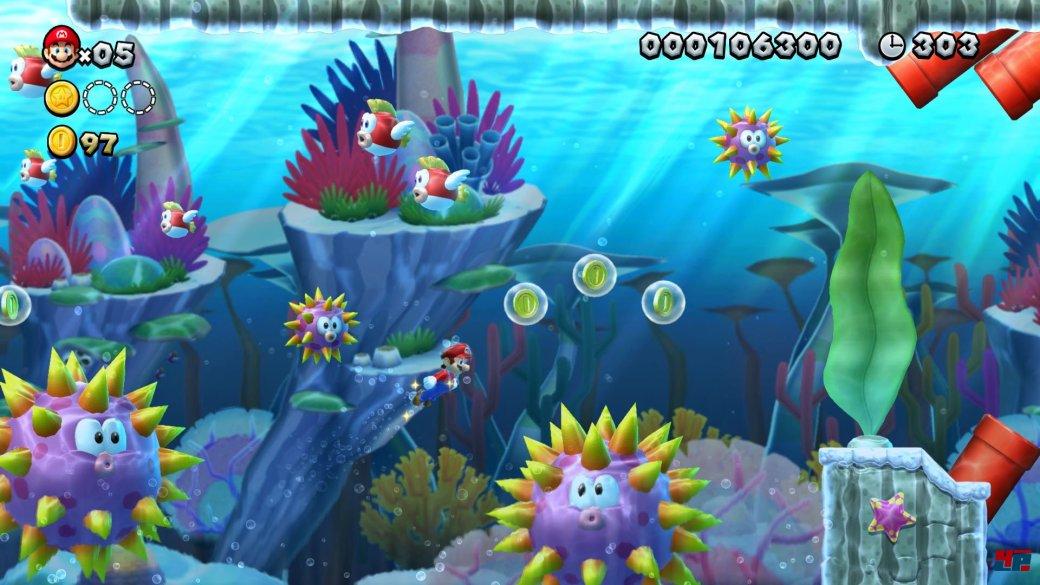 Рецензия на New Super Mario Bros. U Deluxe | Канобу - Изображение 11625