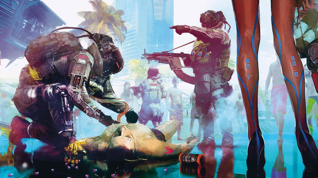 В Cyberpunk 2077 появятся элементы скрытности, но они необязательны. - Изображение 1