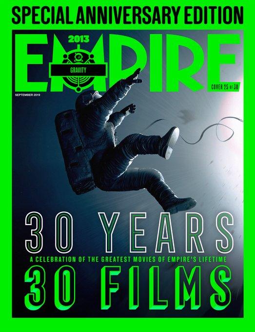 Бэтмен, Терминатор и другие культовые персонажи на юбилейных обложках Empire   Канобу - Изображение 16