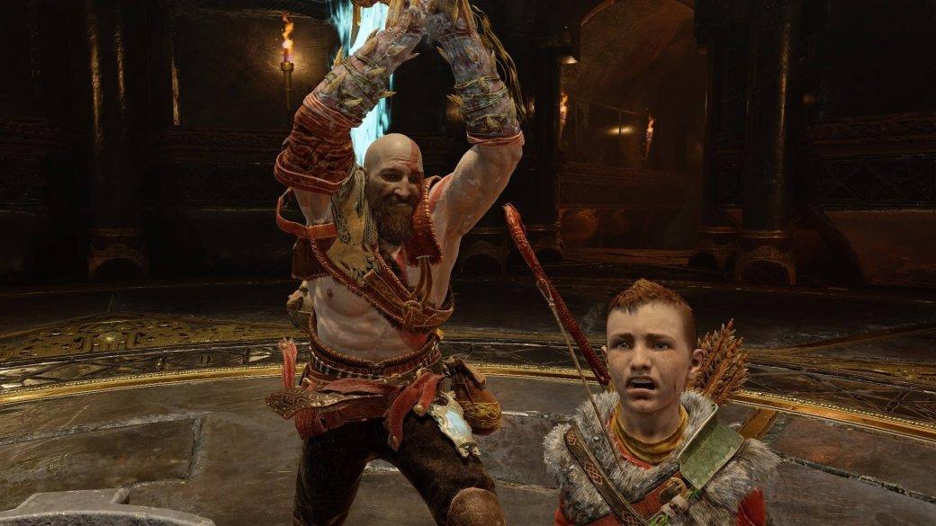 Лучшие (и просто смешные) скриншоты God of War при помощи нового фотомода. - Изображение 16