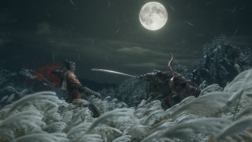 Рецензия на Sekiro: Shadows Die Twice