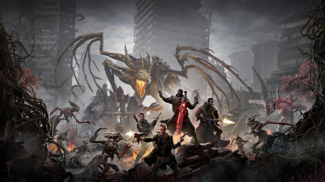 Авторы Darksiders III анонсировали кооперативный шутер от третьего лица Remnant: From the Ashes. - Изображение 1