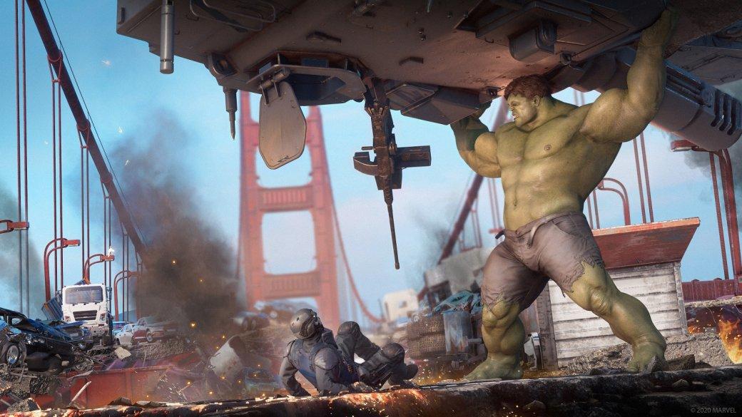 Превью мнениеMarvel's Avengers(2020) — как Железный человек иХалк чувствуют себя вигре-сервисе? | Канобу - Изображение 11666