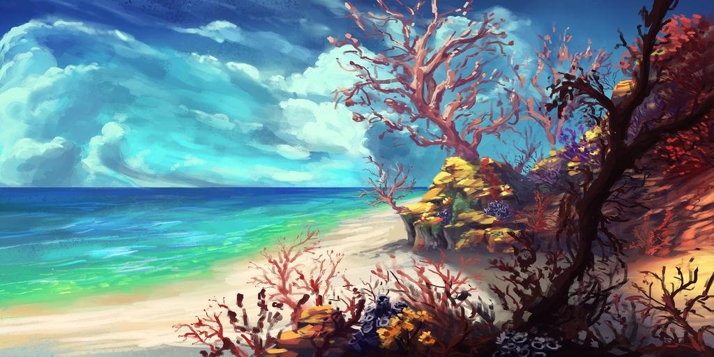 Геймеры вспомнили игры случшими океанами, морями ипрочей «водной эстетикой» | Канобу - Изображение 1360