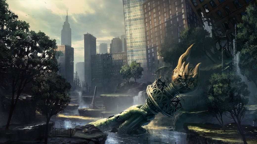 Мой район: Города будущего в видеоиграх | Канобу - Изображение 1
