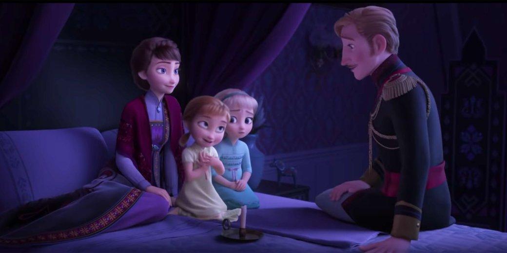 «Холодное сердце2». Разбираемся впроцессе создания мультфильма Disney | Канобу - Изображение 0