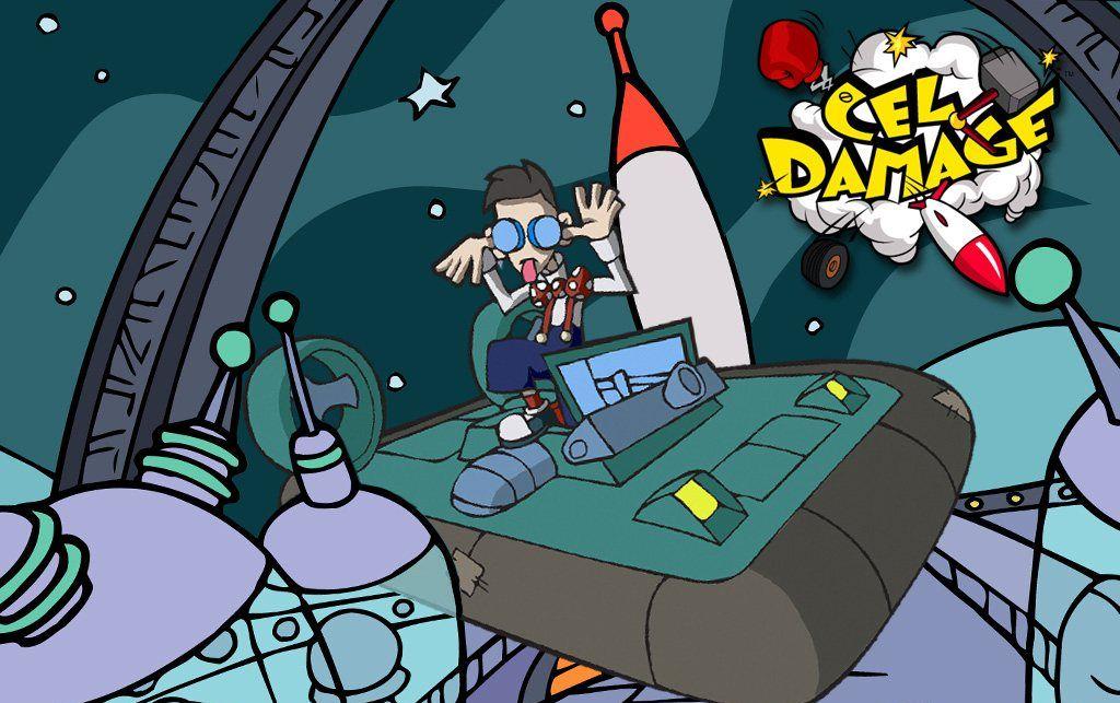 Мультяшные гонки на выживание Cel Damage переедут на PlayStation  | Канобу - Изображение 6089
