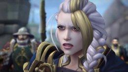 Джайну Праудмур казнят?! Три новых сюжетных ролика из World of Warcraft: Battle for Azeroth