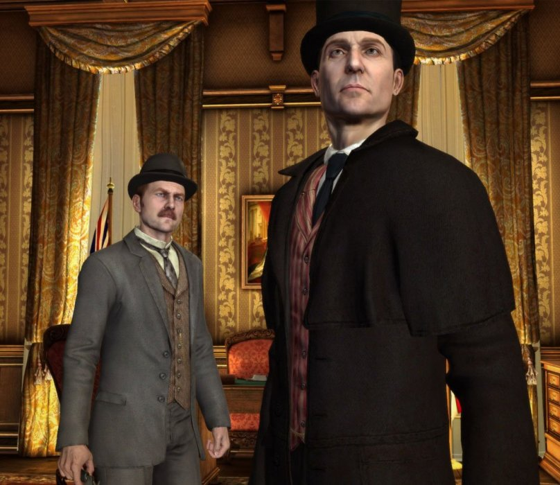 Обзор The Testament of Sherlock Holmes - рецензия на игру The Testament of Sherlock Holmes | Рецензии | Канобу
