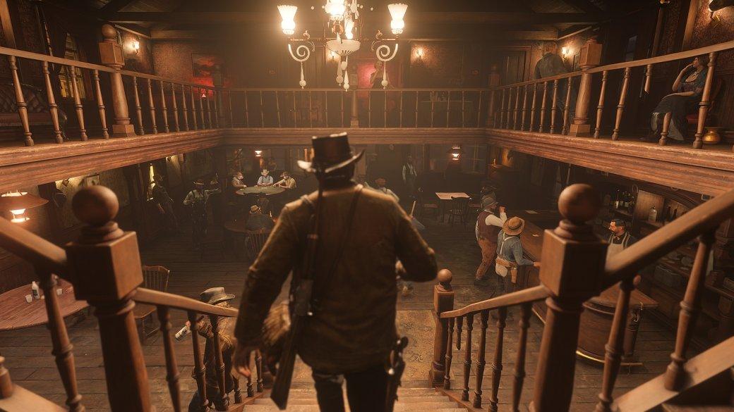 Превью Red Dead Redemption 2. 3 часа игры Rockstar на презентации, самый амбициозный immersive sim | Канобу - Изображение 3