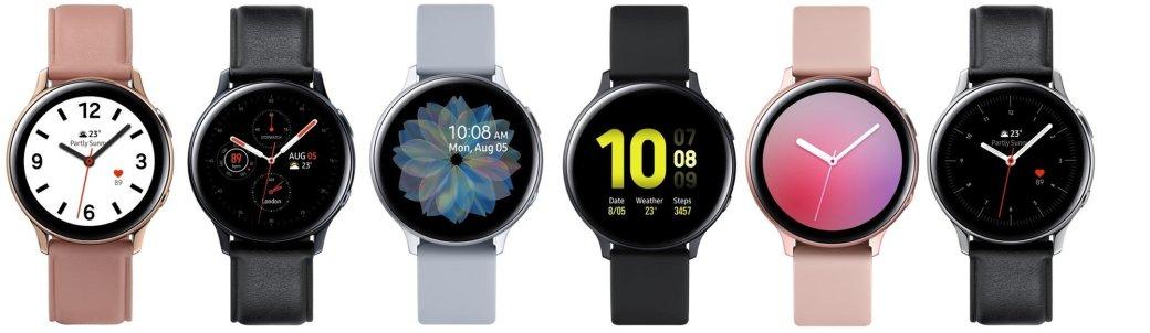 Смарт-часы Samsung Galaxy Watch Active 2получили сенсорный корпус иценник от18000 рублей | SE7EN.ws - Изображение 2
