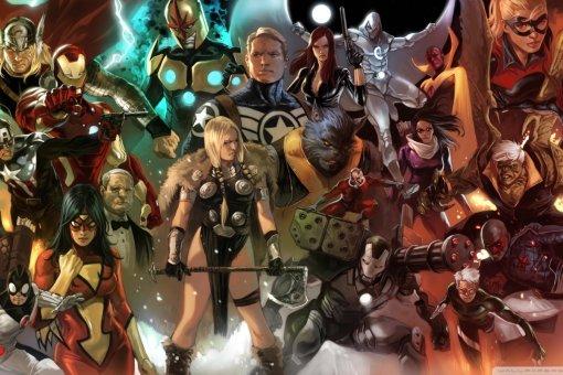 Вовселенной Marvel появилась новая команда супергероев. Кто они— пока неизвестно [Обновлено]