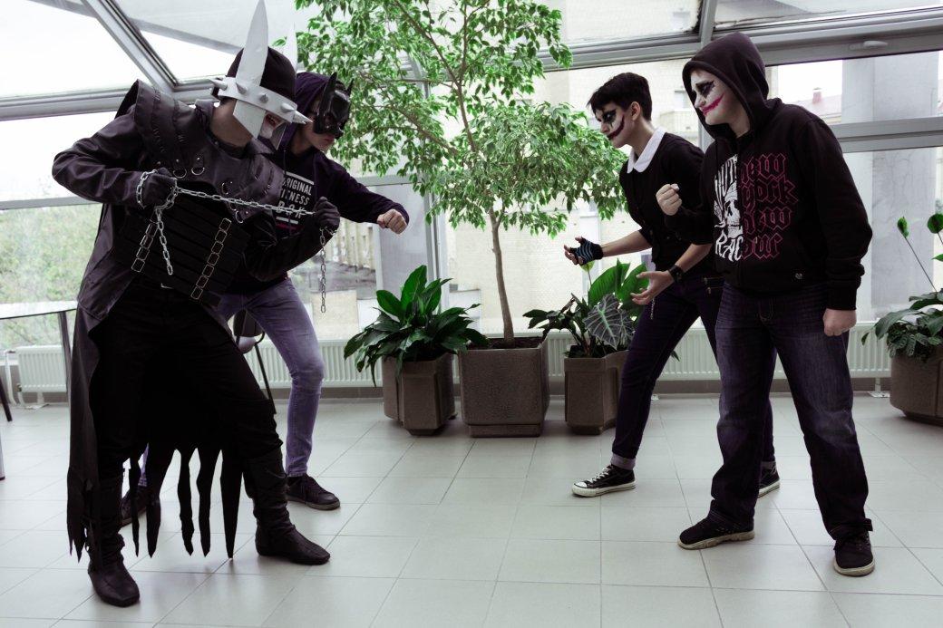 Галерея. Как прошел День Бэтмена вМоскве   Канобу - Изображение 0