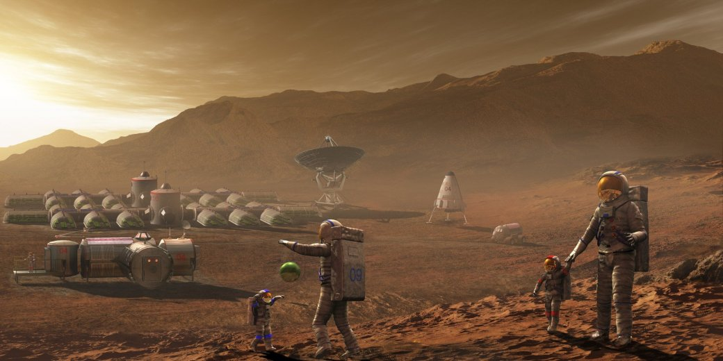 «Лет 150 назад люди были куда более готовы колонизировать Марс» | Канобу - Изображение 1