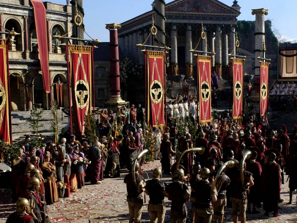 Легендарные сериалы: «Рим» | Канобу - Изображение 2344