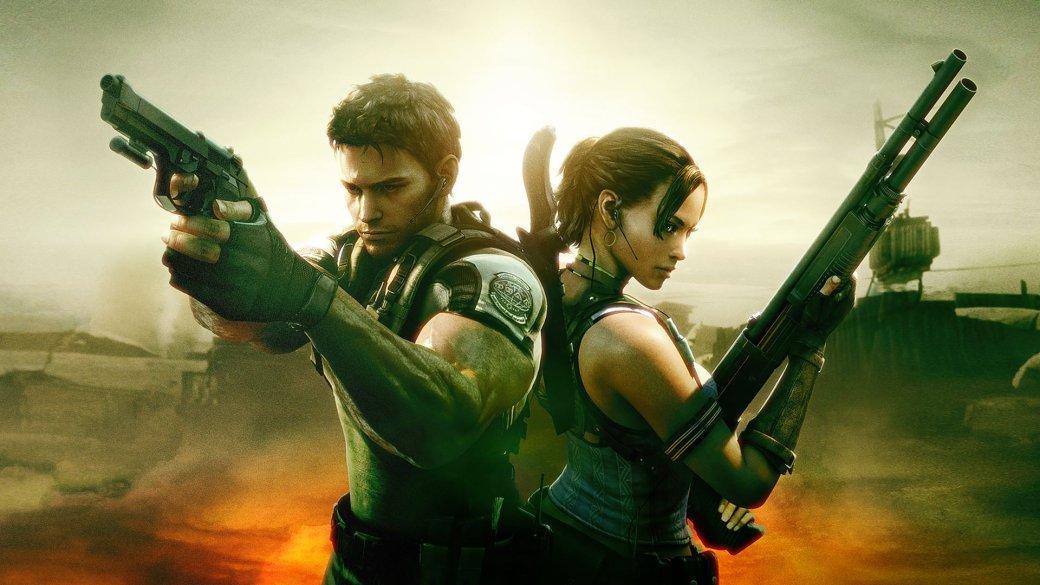 Обзор Resident Evil 5 - рецензия на игру Resident Evil 5 | Рецензии | Канобу