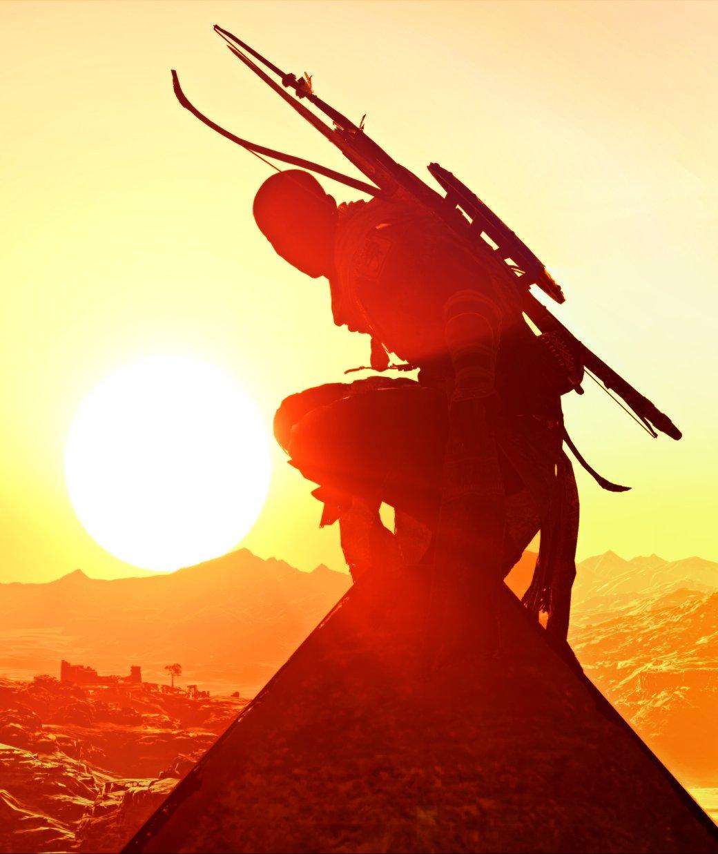 Рецензия на Assassin's Creed: Origins. Обзор игры - Изображение 12