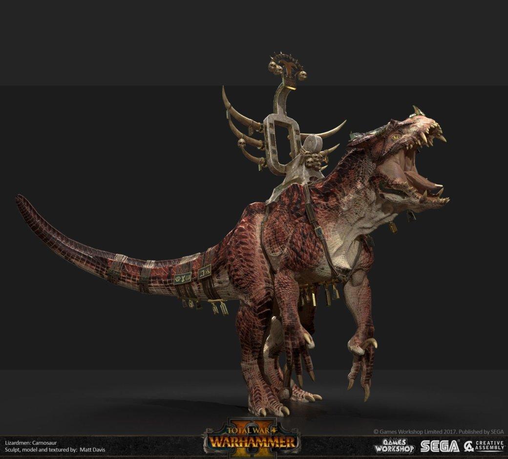Взгляните напотрясающие концепт-арты Total War: Warhammer II. - Изображение 37