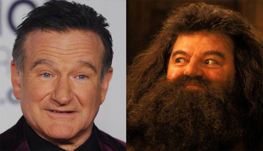 Робин Уильямс хотел сыграть Хагрида в«Гарри Поттере» | Канобу - Изображение 5738
