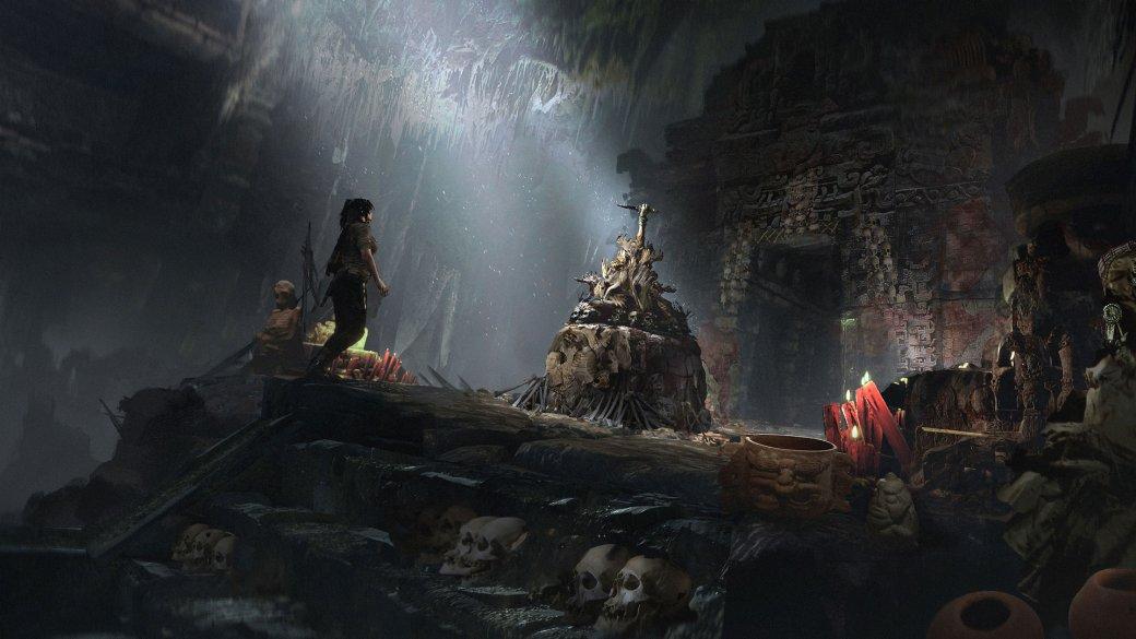 Скриншоты Shadow of the Tomb Raider для PC, PS4 и Xbox One   Канобу