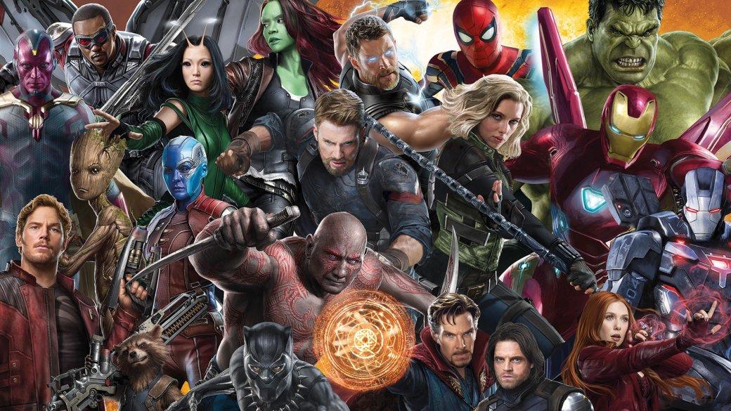 Соколиный Глаз, Человек-муравей иигры современем впотрясающем фан-трейлере «Мстителей4». - Изображение 1