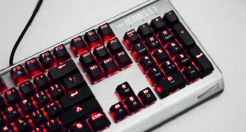 Обзор комплекта периферии Gamdias Hermes E1 Gaming Combo   Канобу