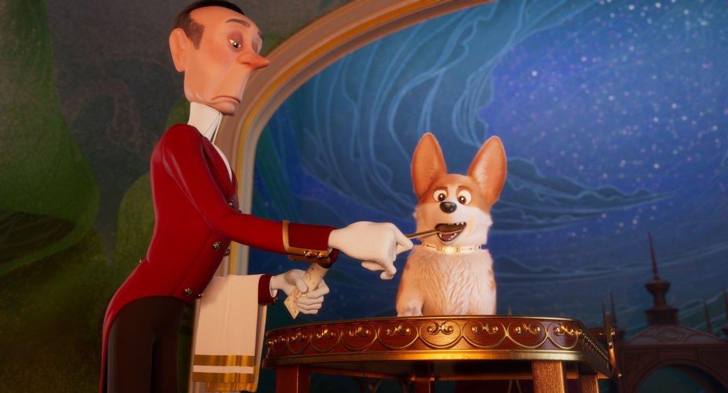 Рецензия на«Королевского корги»— почти обычный мультфильм, неожиданно ставший скандальным | Канобу - Изображение 5